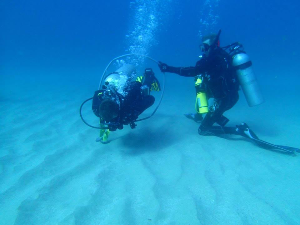 PADI Scuba Diving Brisbane