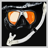 Mask and Snorkels
