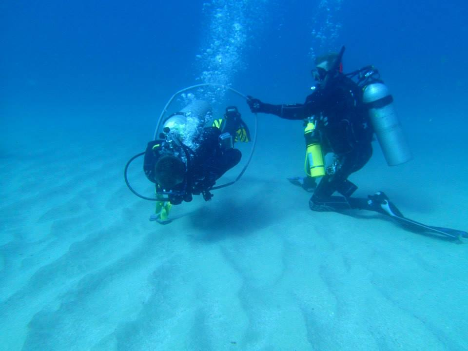 Learn to scuba dive brisbane