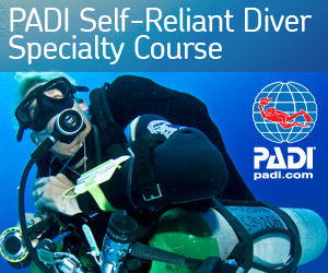 PADI Self-Reliant Diver Brisbane